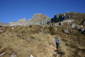 Verso la Val Sughet