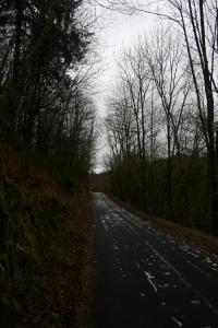 Strada di rientro