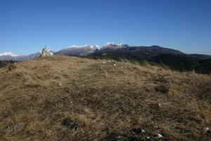 Col dei S'Cios, 1342 metri slm
