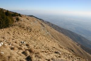 Verso il Col della Gallina