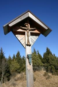 Il crocefisso in Toriòn