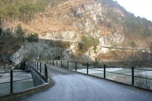 Il ponte della val Prescudin
