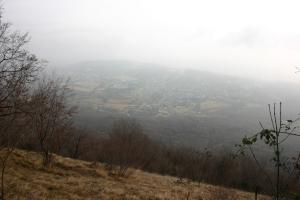 """Breve """"panorama"""" verso la pianura"""
