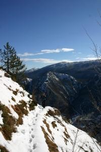 Comincia la neve