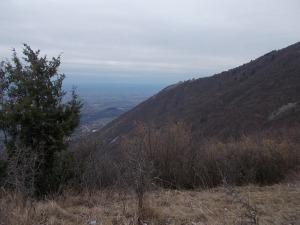 Salendo, panorama verso Sud-Ovest