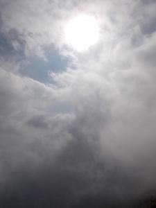 Tra sole e nuvole