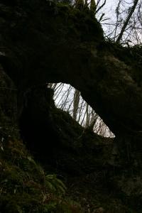 Arco roccioso