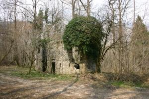 Quello che resta della vecchia casa
