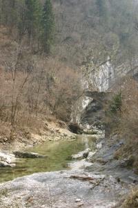Verso il vecchio ponte