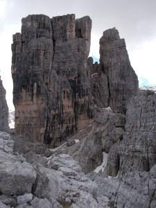Torre Grande vista da Nord