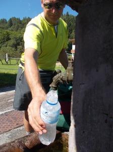 Acqua, qui le fontane abbondano