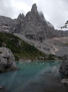 Lago del Sorapiss e Dito di Dio