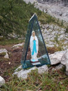 La Madonnina, new entry al lago