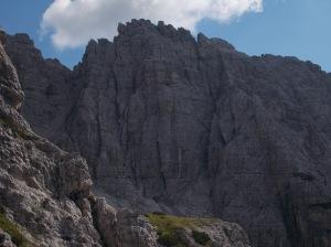 Cresta Sud di San Sebastiano