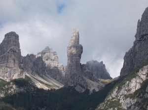 Campanile di Val Montanaia