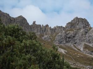 Dorsale della cima di Lares