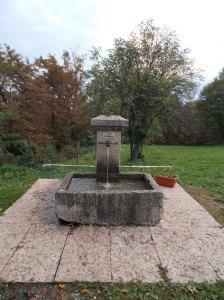 La nuova fontana