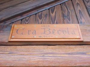 Casera Bècola