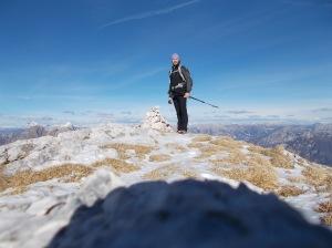 01 dicembre, cima Laste (2247 metri slm)
