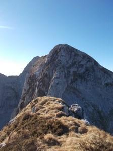 Dalla cima Val Fredda, cima Laste