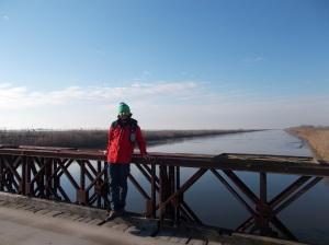 Il ponte a La Foce