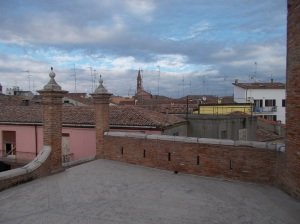 I tetti di Comacchio
