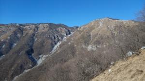 Val Grande e monte Candole