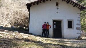 Alla chiesetta di San Tomè